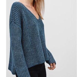 Aritzia Trundle Sweater